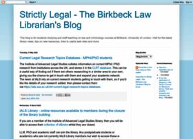 birkbecklibrarylaw.blogspot.com