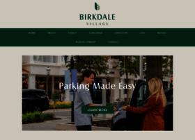 birkdalevillage.net
