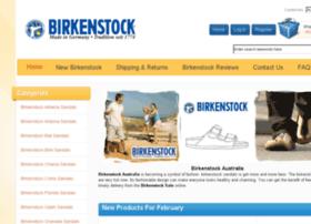 birkenstockinaustralia.com