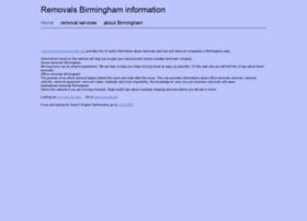 birmingham-removals.info