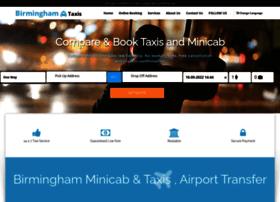 birmingham-taxi-booking.co.uk