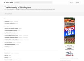 birmingham.academia.edu