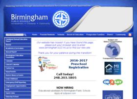 birmingham.schoolfusion.us