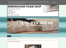 birminghamfoamshop.co.uk