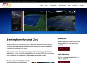 birminghamracquetclub.com