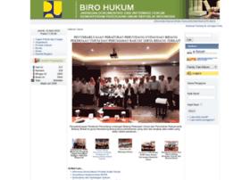 birohukum.pu.go.id