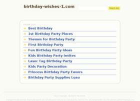 birthday-wishes-1.com