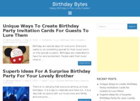 birthdaybytes.com