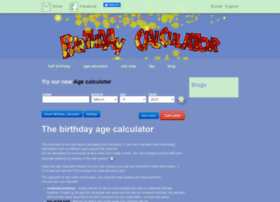birthdaycalculators.com