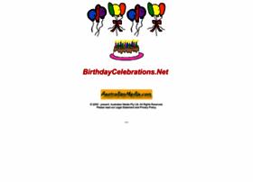 birthdaycelebrations.net