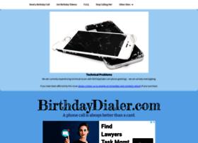 birthdaydialer.com