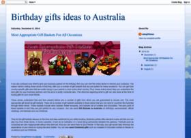 birthdaygiftsdeliverytoaustralia.blogspot.in