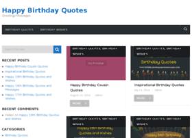 birthdaygreetingsquotesmessages.com