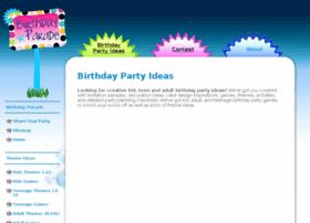 birthdayparade.com