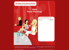 birthdaypartyreservations.com