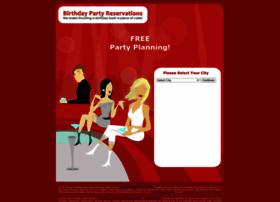 birthdaypartyreservations.com