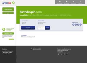 birthdaypin.com