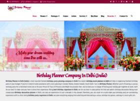 birthdayplanner.co.in
