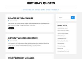 birthdayquotes.co.in