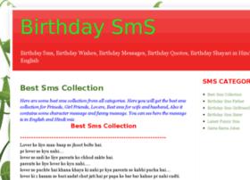 birthdaysms.asia