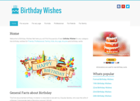birthdaywishes.net
