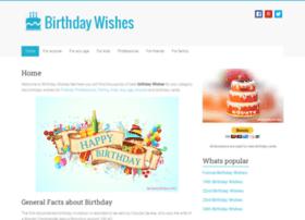birthdaywishes.net