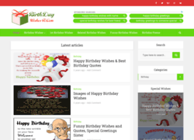 birthdaywishesto.com