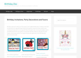 birthdayzoo.com