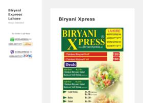 biryanixpress.pk