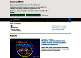 bis.gov.uk