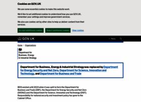 bis.gov.uk