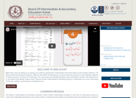 bisekt.edu.pk