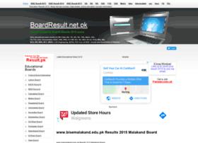 bisemalakand.boardresult.pk
