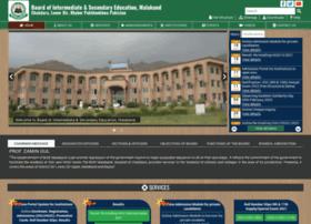 bisemalakand.edu.pk