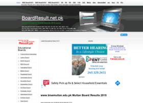 bisemultan.boardresult.pk