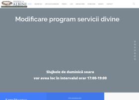 bisericaalbini.com