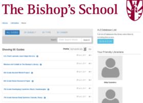 bishops.libguides.com