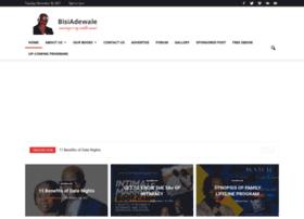 bisiadewale.com
