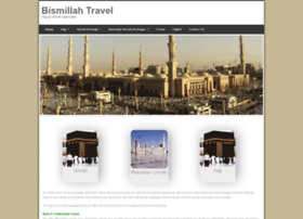 bismillahtravel.net