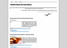 bisnisusahamakanan.blogspot.com