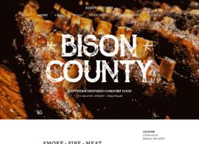 bisoncounty.com