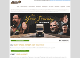 bisondriving.com