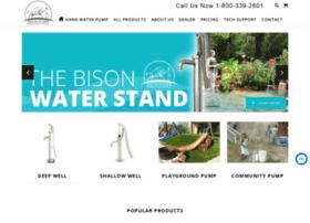 bisonpumps.com