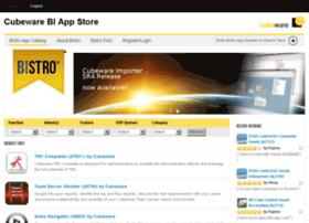 bistro.cubeware.com