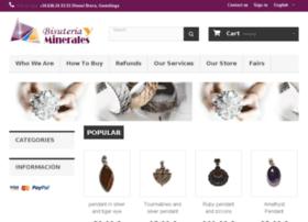 bisuteriayminerales.com