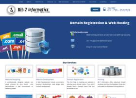 bit7informatics.com