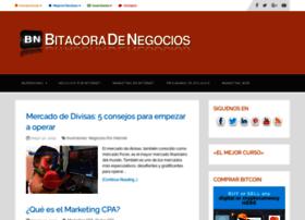 bitacoradenegocios.com