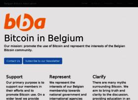 bitcoinassociation.be