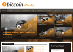bitcoindifficulty.com