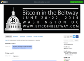 bitcoininthebeltway2014.sched.org